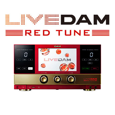LIVE DAM RED